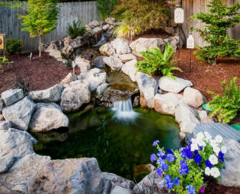 Бетонный водоем - непростое сооружение