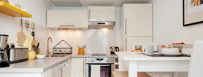 Эргономичное обустройство кухонной рабочей зоны