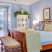 Спальня в стиле прованс: уют по наследству