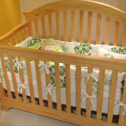 Оптимальное расположение мебели в детской
