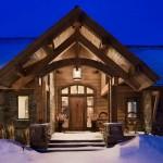 Оформление крыльца – визитная карточка деревянного дома