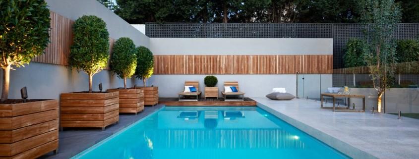 Бассейн в загородном доме – идеи дизайна, потрясающие воображение