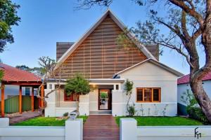 Современное частное домовладение
