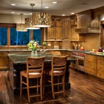 Кухня в стиле кантри: теплота природных материалов