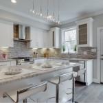 Современная классика – красота и практичность в дизайне кухни