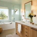 Современная ванная: эксклюзивные идеи