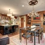 Идеи дизайна кухни в загородном доме