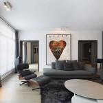 Эклектичный дизайн – яркие примеры оформления современной гостиной