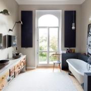 Ванная комната в стиле лофт
