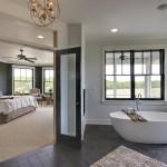 Ванная комната в загородном доме – идеи обустройства