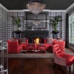 100 лучших идей обоев для гостиной
