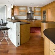 Элегантный дизайн кухни