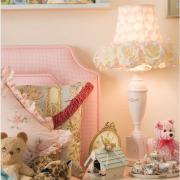 Изящная лампа для комнаты маленькой принцессы