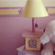 Ночник в детской комнате