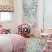 Искусство оформления детской комнаты