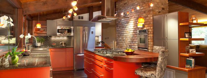 Яркая кухня – позитивные эмоции каждый день