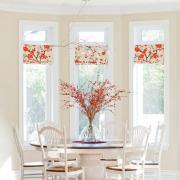 Милый рисунок и лаконичный дизайн штор