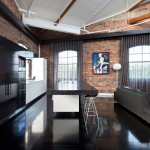 Кухня в стиле лофт – бюджетный вариант для творческих личностей