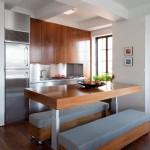 Маленькая квартира-трансформер – интерьер из будущего