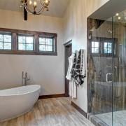 Коттедж в стиле кантри: интерьер и дизайн деревянного загородного дома на фото