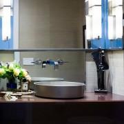 Сантехника для ванны в стиле модерн