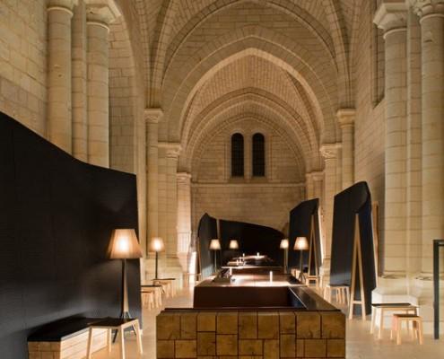 Закрытая галерея