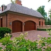 Оформление гаражных ворот