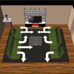 Правильная расстановка мебели в доме — залог успешной организации пространства