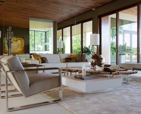 Мебель в тропическом стиле