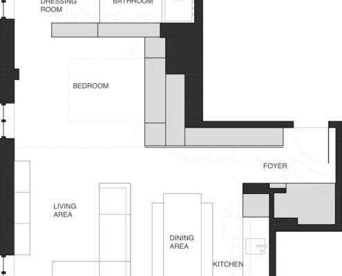 Дизайн квартиры студии 25 кв м Фотопроекты молодых
