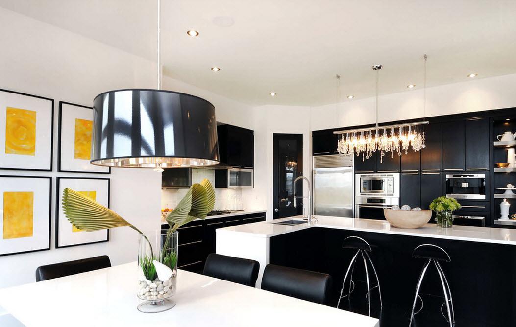 Картинки по запросу освещение кухни