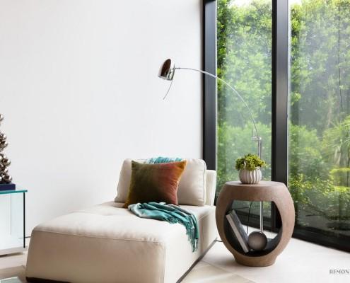 «Туземные» мотивы очень оригинально найдут свое отражение в мебели