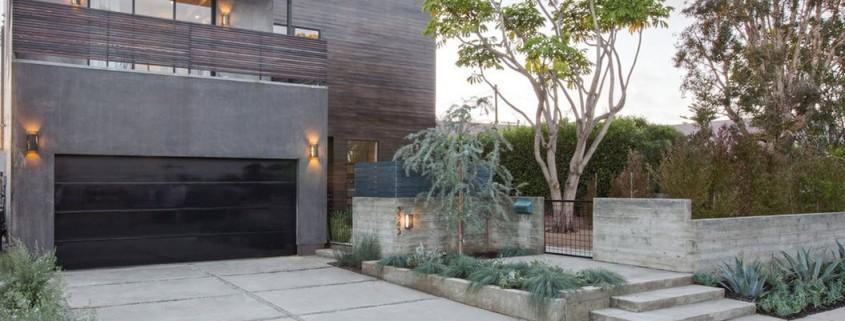 Загородный дом в стиле модерн