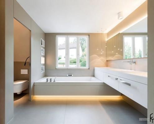 Декорирование ванной конаты