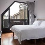 Небольшая трехуровневая квартира в Лондоне