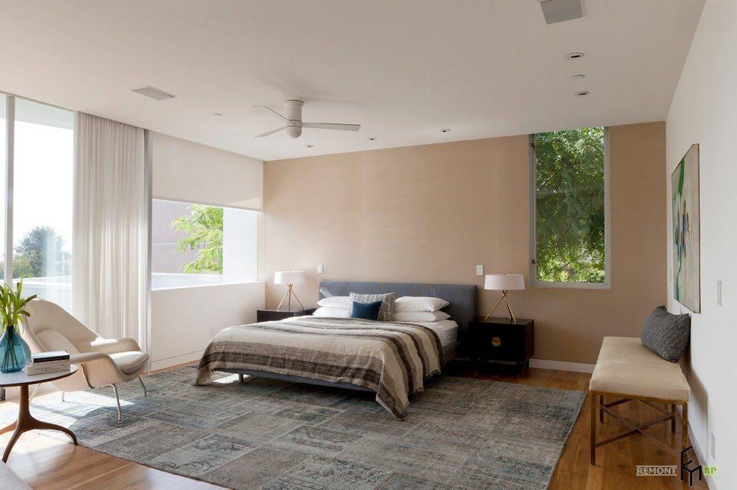 Пастельная палитра для спальни
