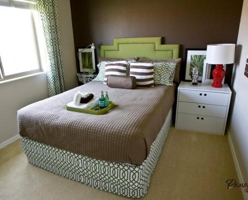 Спальная комната аскета