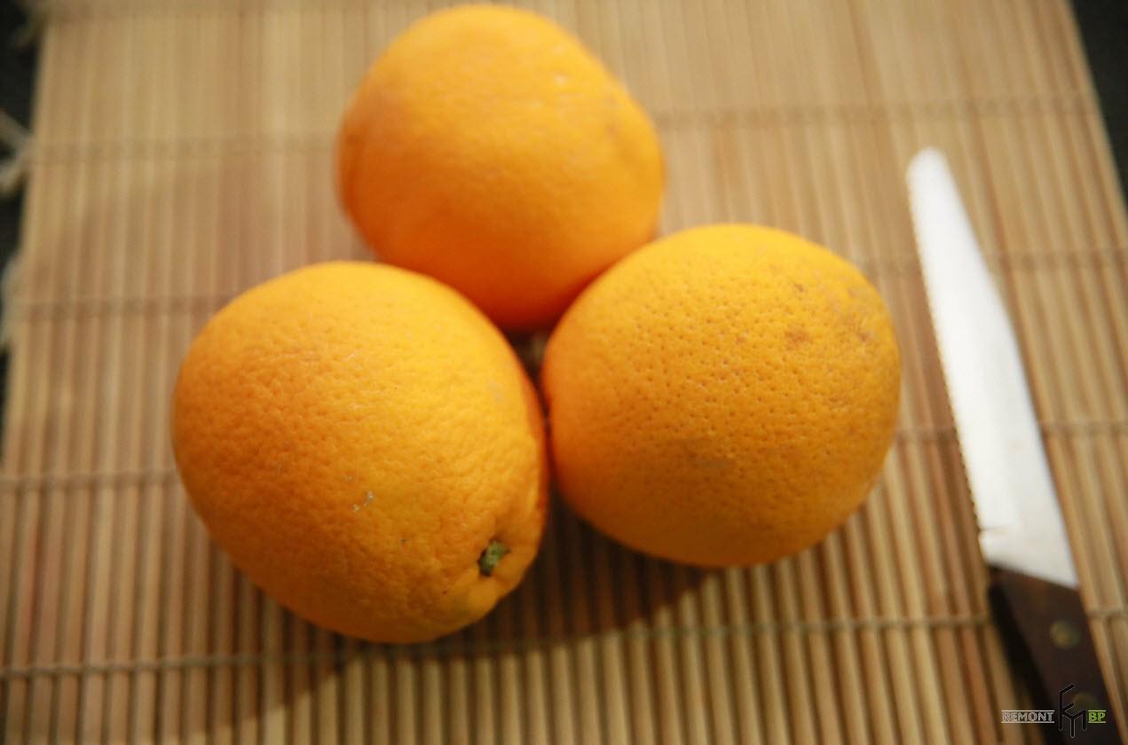 Отберите апельсины