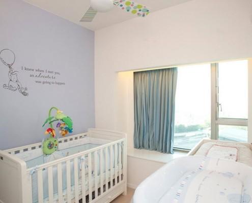 Небольшая квартира студия в светлых тонах: дизайн проект в Гонконге