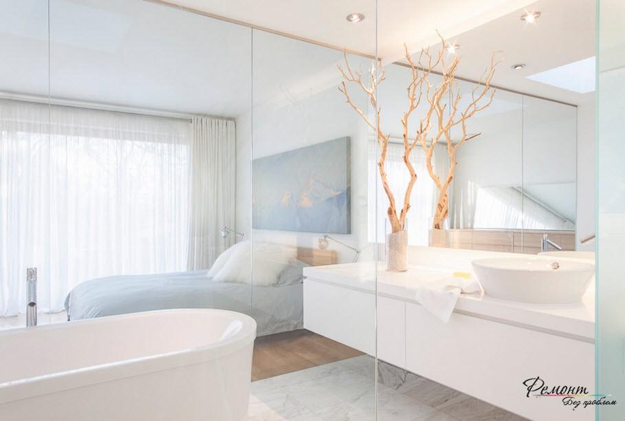 Изысканный стиль спальни