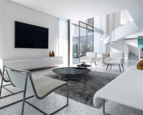 Мебель - в минимальном количестве