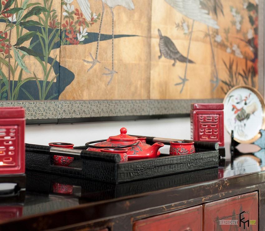 Китайский чайный сервис