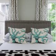 Роль акцентов в создании яркого интерьере спальни