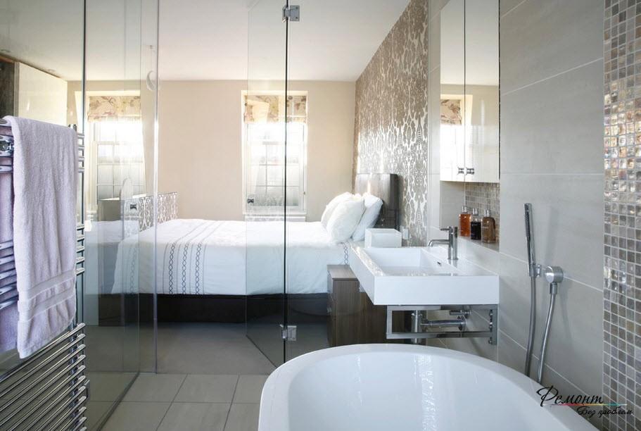 Великолепная ванная