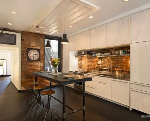 Удобная кухонная мебель