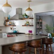 50 лучших идей: современный дизайн проект кухни 2015 на фото