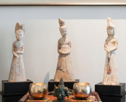 Статуэтки в духе Востока