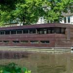 Современный плавающий дом – когда мечты становятся реальностью