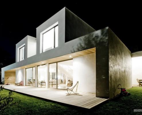 Органический подход в современном строительстве загородных коттеджей