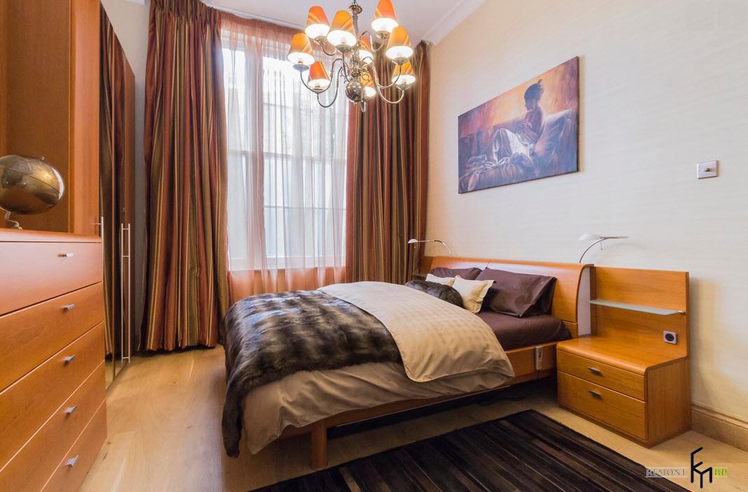 Тепла атмосфера спальні